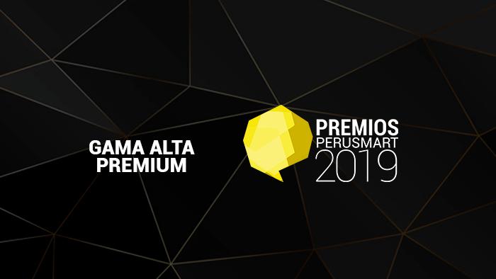 Premios Perusmart 2019: Elige al mejor smartphone Gama Alta Premium