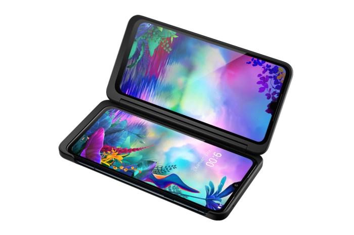 LG G8X con doble pantalla llega a Perú y estos son sus precios
