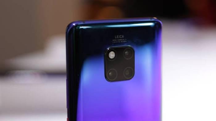 El Huawei Mate 30 Pro se deja ver en imagen de prensa filtrada