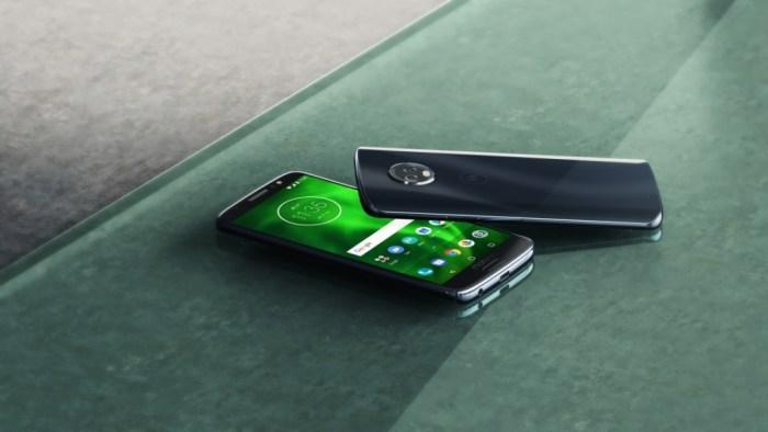 Este es el afortunado ganador del Moto G6 Plus