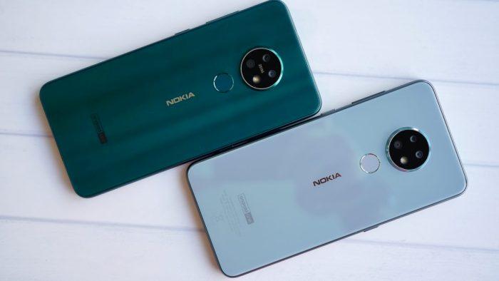 IFA 2019: Nokia 7.2 y Nokia 6.2 son nuevos gamas medias con triple cámara trasera