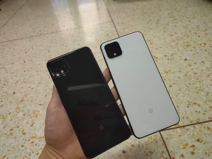 Los nuevos Pixel 4 XL se dejan ver en imágenes reales