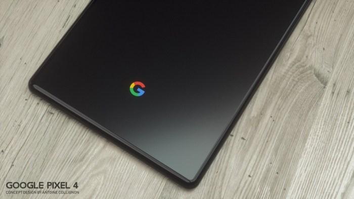 Google ha confirmado el diseño del Pixel 4