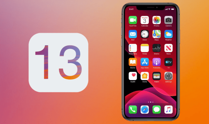 Apple lanza actualización iOS 13.1