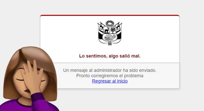 Gobierno habilita web para pedir pase de tránsito y ya se cayó