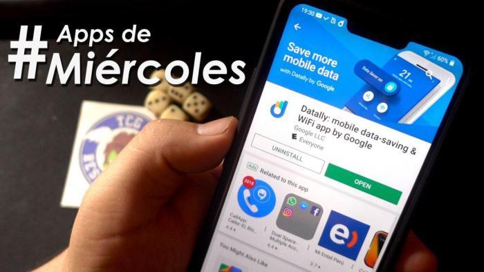 AppsDeMiércoles: Ahorra datos con esta aplicación