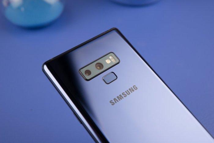El Galaxy Note 9 se posiciona como el segundo mejor smartphone en fotografía y vídeo