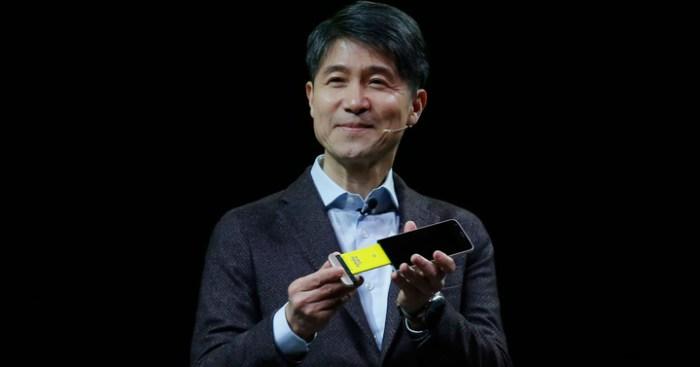 LG abandonará la tecnología modular en el LG G6