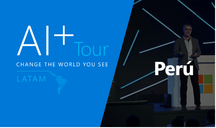 Microsoft AI Tour: conoce todo sobre la inteligencia artificial gratis