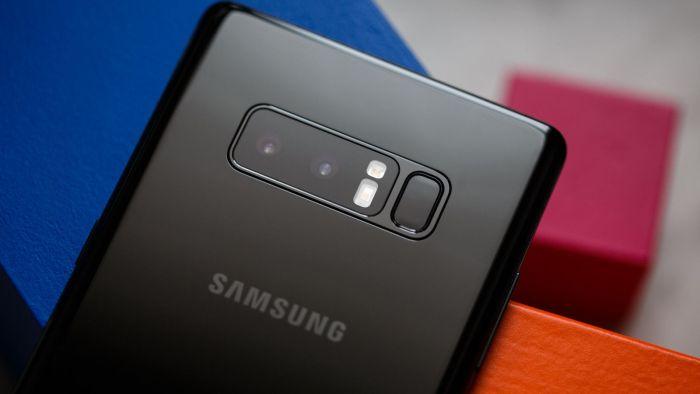 El Galaxy Note 9 no llevará lector de huellas dentro de la pantalla