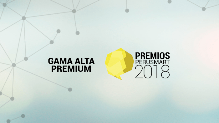 Premios Perusmart 2018: elige al mejor smartphone Gama Alta Premium