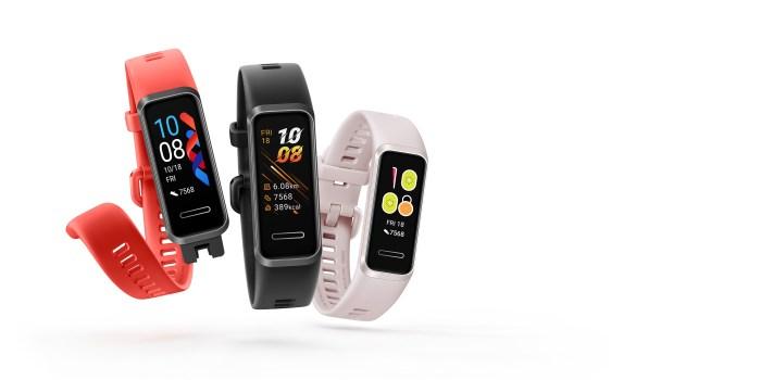 Ciencia y tecnología se unen para elevar la categoría de wearables con la Huawei Band 4
