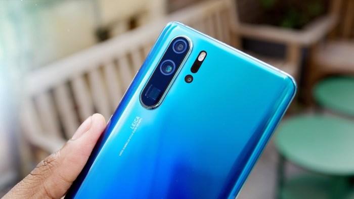 A Huawei no le importa EEUU: presentarán el P40 a nivel mundial
