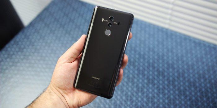 Huawei Mate 10 Pro: el mejor smartphone del año y ganador de los Premios Perusmart 2017