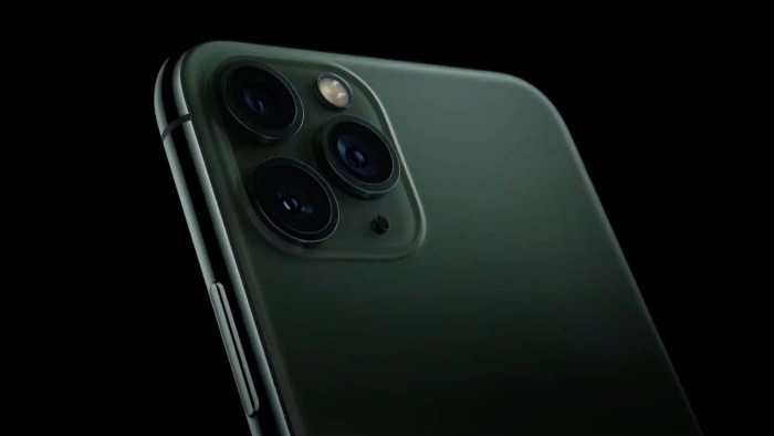 DxOMark: iPhone 11 Pro Max tiene la tercer mejor cámara en un smartphone