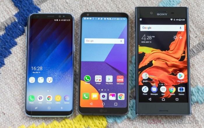 Lista de smartphones con Nougat en el mercado local (al 09-07-17