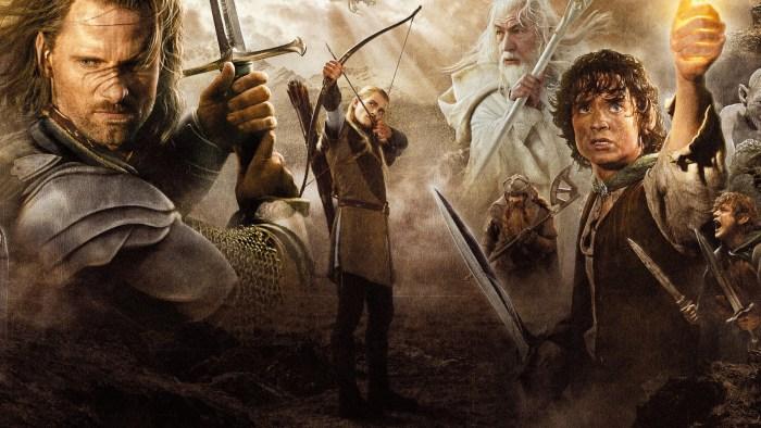 Amazon confirma la producción de El Señor de los Anillos como serie de TV