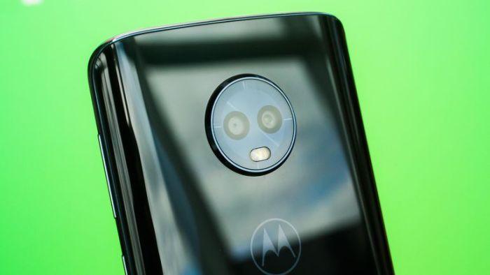El Moto G7 se filtra en su primera imagen oficial y confirma especificaciones