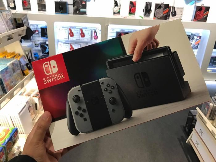 Nintendo Switch en oferta a $236 en eBay y lo puedes comprar desde Perú