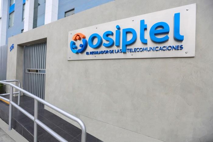 Osiptel vuelve a multar a Telefónica y Claro