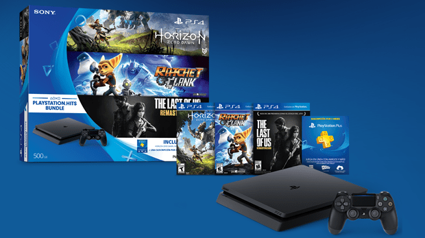 Sony Confirma Nuevo Bundle De Ps4 Exclusivo Para Latinoamerica