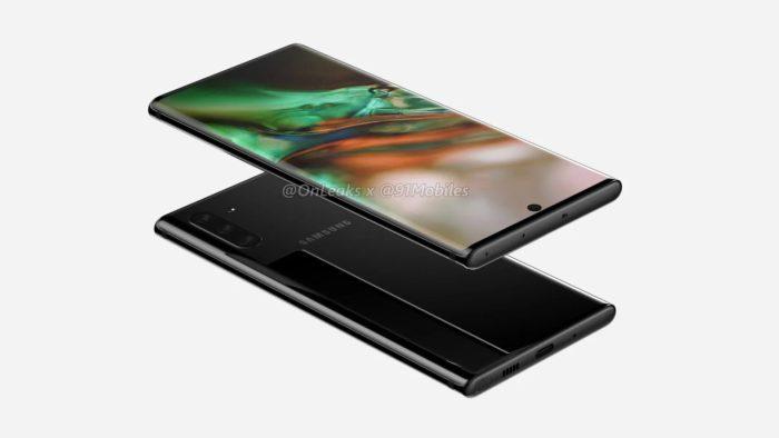 Samsung ya tendría fecha de lanzamiento para el Galaxy Note 10