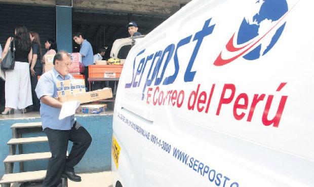 El Estado está evaluando reorganizar Serpost