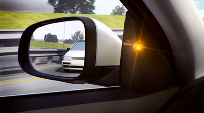 Yes We Can Add Blind Spot Monitoring To Your Vehicle