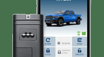 MyCar Remote Starter Control System