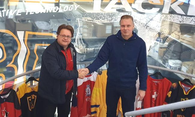 Ysit ja Tackla Pro jatkavat pitkää yhteistyötään