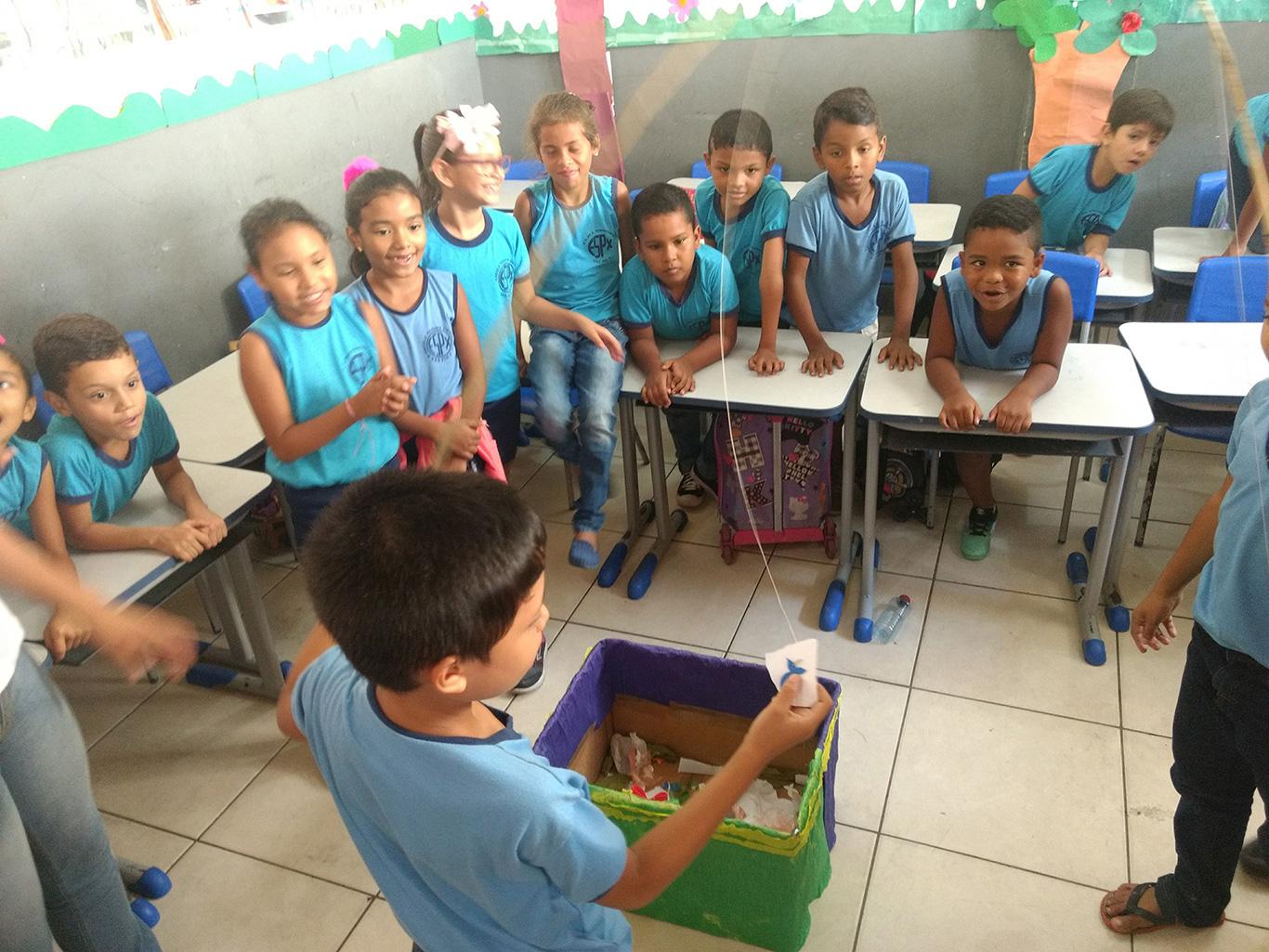 PET nas Escolas: <br>São Pio X