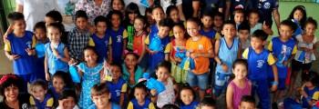 PET in Schools: <br>Comandante Klautal School