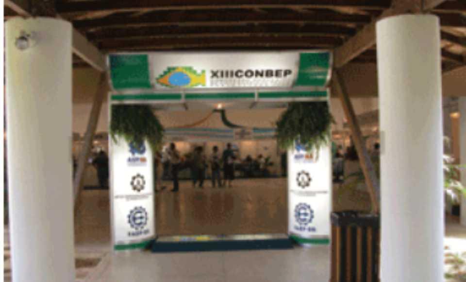 XIII Congreso Brasileño de Ingeniería Pesquera