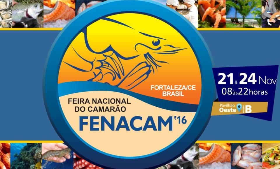 XIII FEIRA NACIONAL DO CAMARÃO (FENACAM)
