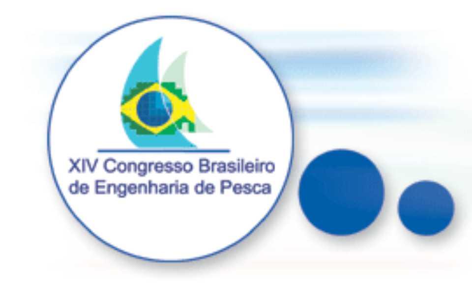 XIV Congresso Brasileiro de Engenharia de Pesca