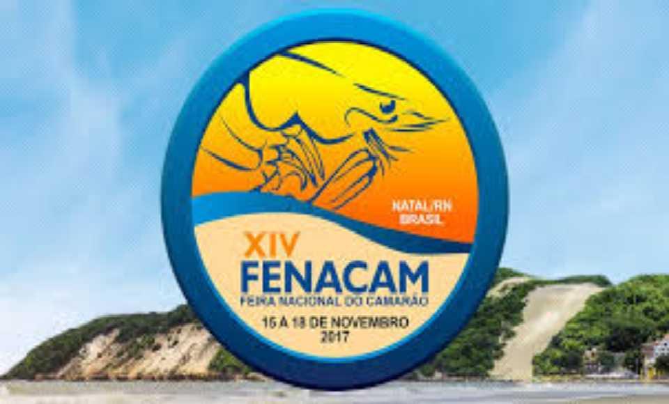 XIV FEIRA NACIONAL DO CAMARÃO (FENACAM)