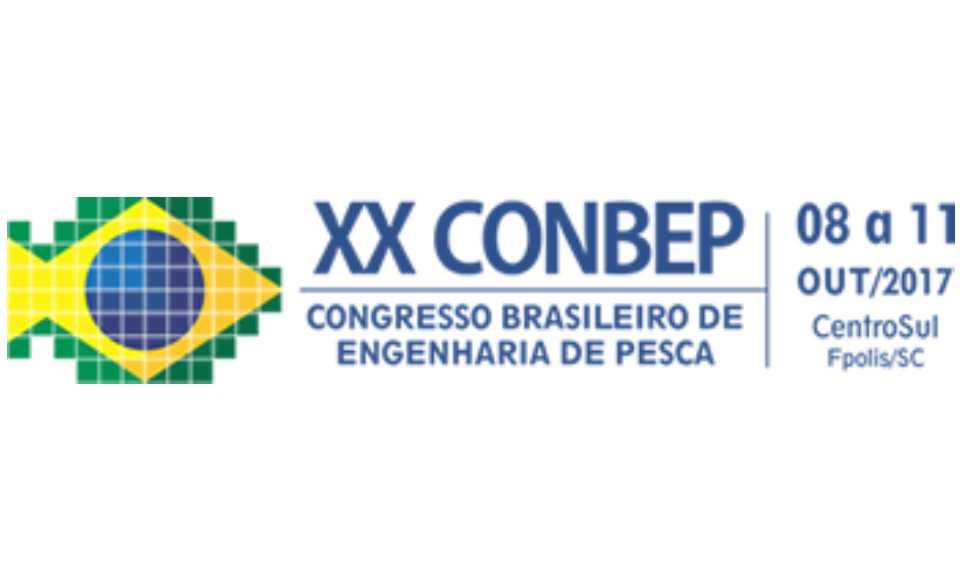 XX Congresso Brasileiro de Engenharia de Pesca
