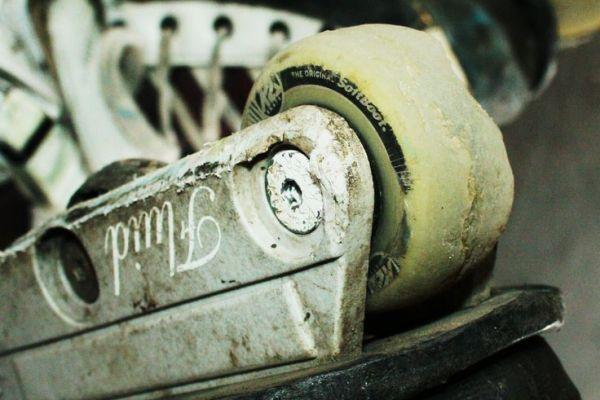 Pulizia cuscinetti & Manutenzione Pattini