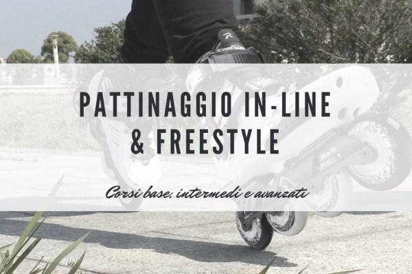 Corsi di Freestyle & avvio al pattinaggio