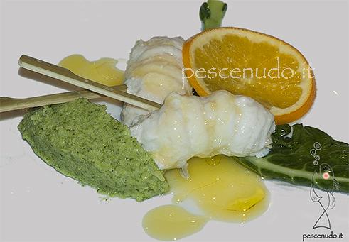 Sogliola broccoli arancia e zenzero for Cucinare sogliola