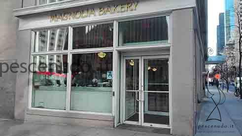 Magnolia Bakery in New York