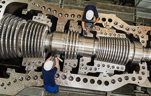 PES Metrology - Turbine Retrofit