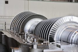 PES Metrology - Turbine Retrofit