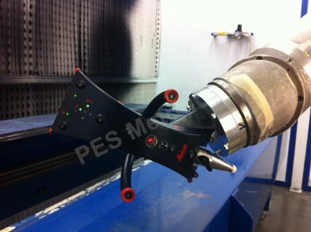 PES Metrology - Robot Path Verification
