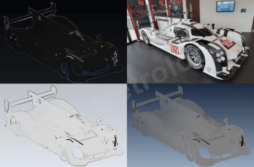 PES Metrology - Automotive Inspection