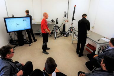 SpatialAnalyzer Training