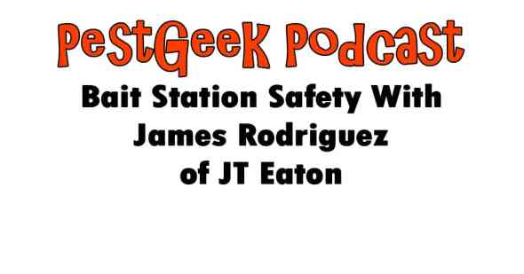 PGP-120 Bait Station Safety With James Rodriguez of JT Eaton