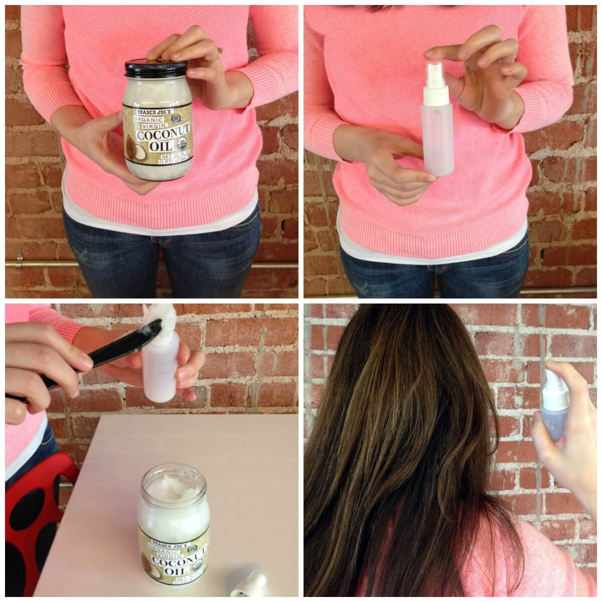 DIY Hair Conditioning Spray Video PETA