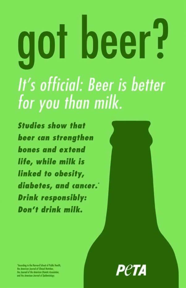"""""""Got Beer?"""" ad"""