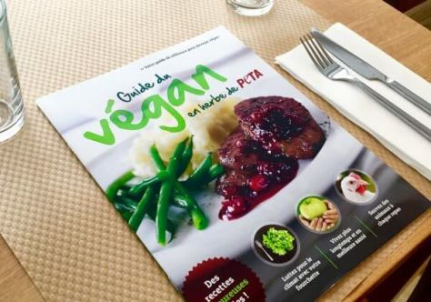 vegan peta